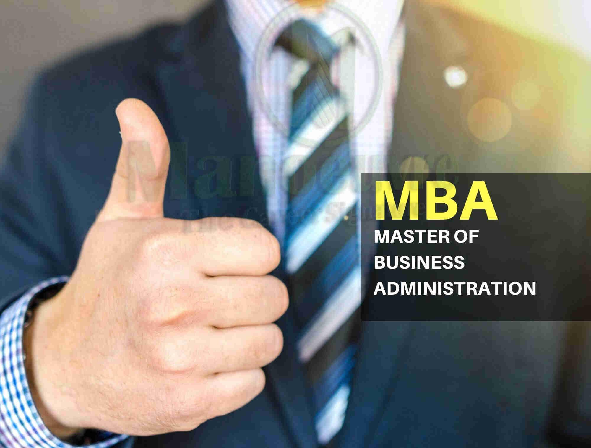 MBA ENTRANCE